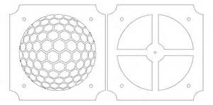 Dxf Templates by I Reckon My Fan Guard Design Is Pretty Damn Neat Free