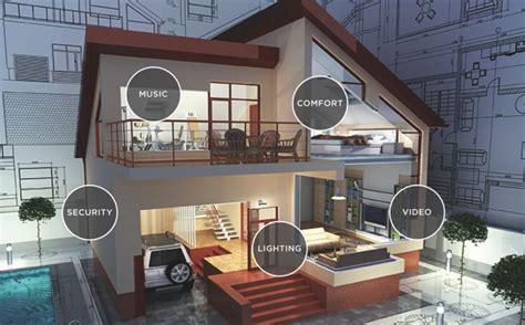 smart houses modern smart homes trendesign