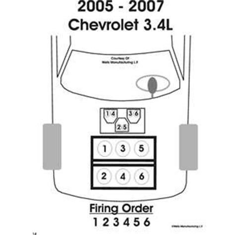 2008 chevy aveo spark plug wire diagram : 39 wiring
