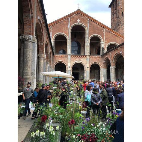 casa della pizza sant ambrogio flora et decora basilica di sant ambrogio gourmama