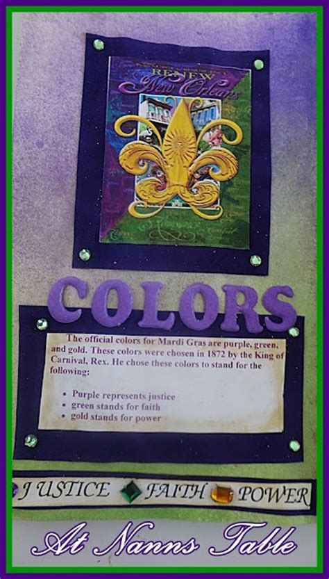 meaning of mardi gras colors 93 best images about mardi gras on rum