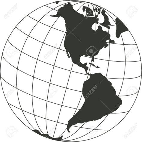 clipart mondo globe vector world pencil and in color globe