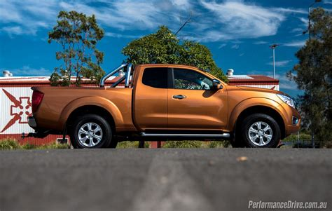 King Nissan by 2016 Nissan Navara St King Cab 2 3dtt Review