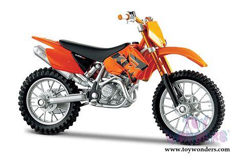 Ktm Duke 2 Wheelers Rally Maisto 118 Diecast Metal 2 wheelers ktm 525sx motorcycle 31300 525 1 18 scale