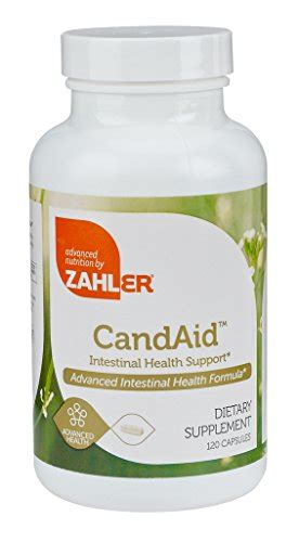 Detox Cleanse For Bv by Zahlers Candaid Candida Cleanse And Detox Supplement All