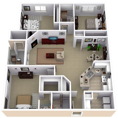 Attractive 2 Bedroom Apartment With Garage For Rent #1: D6bd0055b4fc0822c9c6b7d34b846646.jpg