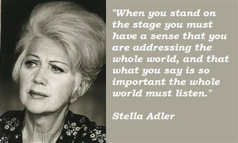 stella quote stella adler s quotes and not much quotationof