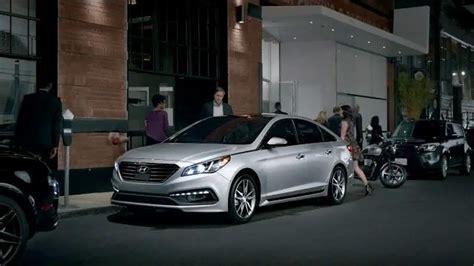 Hyundai Sonata Commercial by 2015 Hyundai Sonata Sport Tv Commercial Co Pilot Ispot Tv