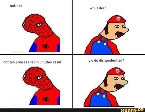 Spoderman Memes - image gallery spoderman