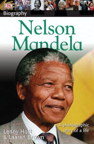 biographical data of nelson mandela biography of author lenny hort booking appearances speaking