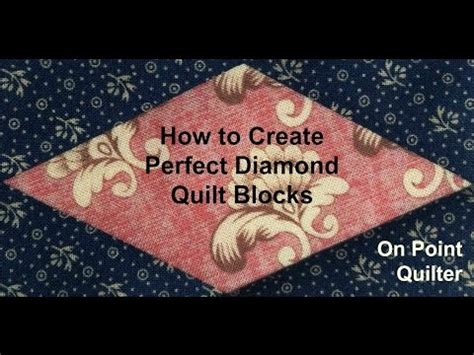 How To Start A Quilt by How To Create Quilt Blocks