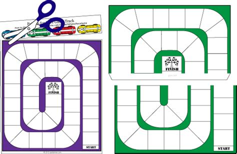 blank race track template blank race track template professional templates for you