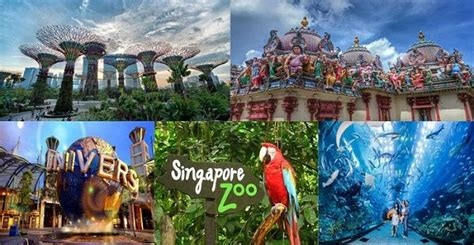 tourist attractions  singapore  singapore