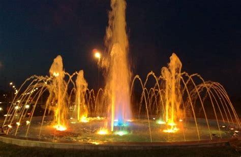 fontana lade lade con giochi dacqua parrocchia cuore immacolato di