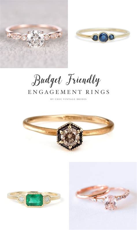 Top 10 Gorgeous Affordable Rings by Beautiful Cheap Engagement Rings Engagement Ring Usa