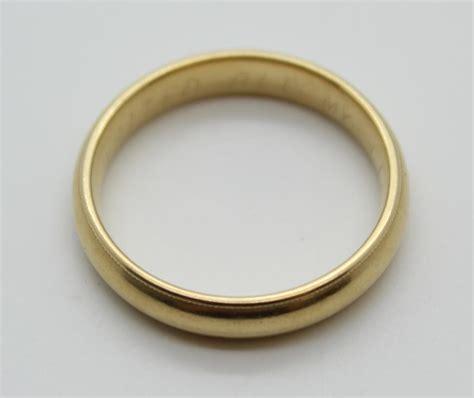 8 2 gram 14k gold s ring property room