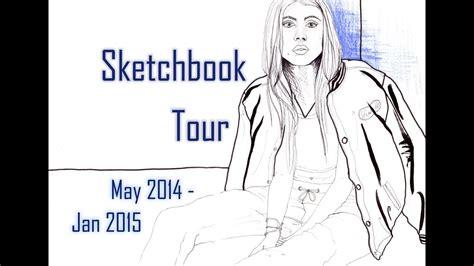 sketchbook tour sketchbook tour may 2014 jan2015