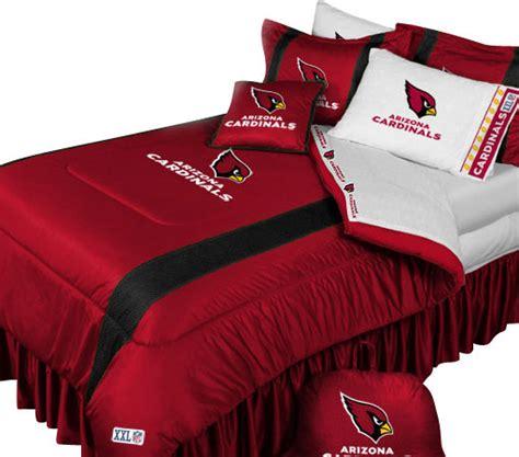 football bed sets nfl arizona cardinals bedding set football bed
