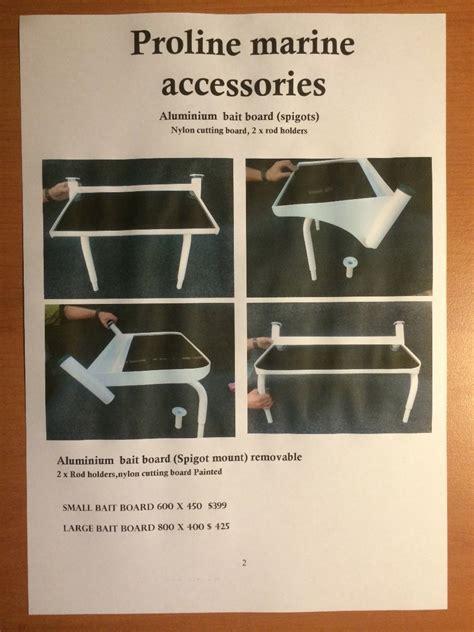 proline bait boards for sale boat accessories boats - Used Proline Boats Australia