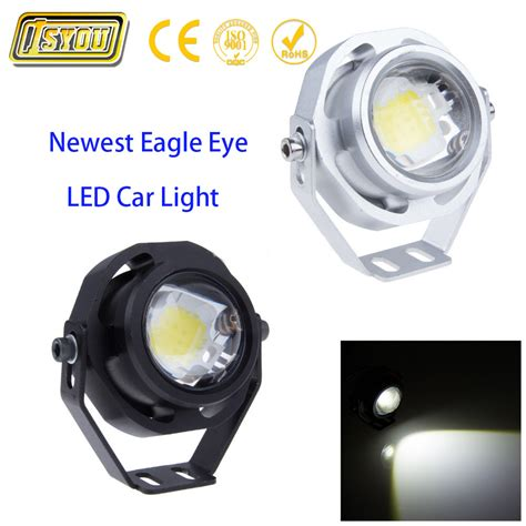Lu Led Eagle Eye free shipping high brightness car led fog light newest led