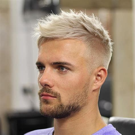 hombre hairstyles with blond 17 best images about peinados para hombre y cortes de