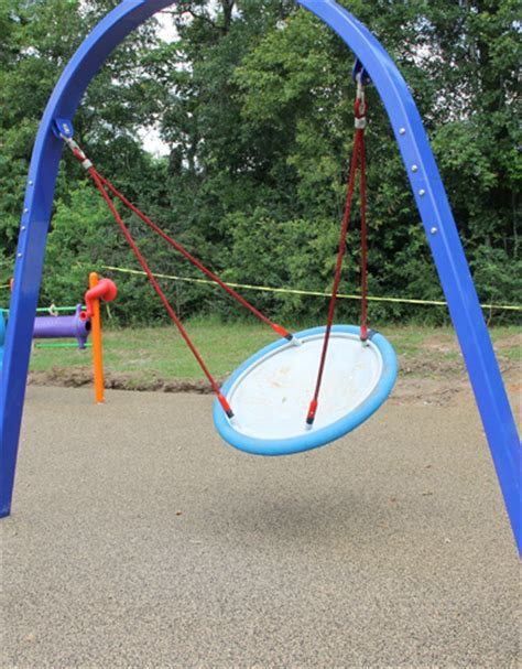 park equipment molino park special needs playground equipment installed northescambia