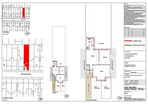 estate layout plan land registry lease plan design lease plan drawing land registry
