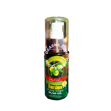 Minyak Zaitun Tursina 60 Ml tursina 88 spray makanan sihat