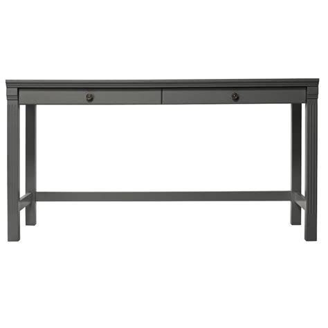 home decorators collection edinburgh grey writing desk
