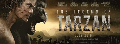tarzan the legend movie trailer 2016 tarzan bande annonce du film actu film