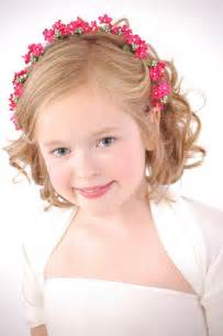Hairstyle For Kids Girls by Cute Hairstyles For Kids Girls With Short Hair For Party