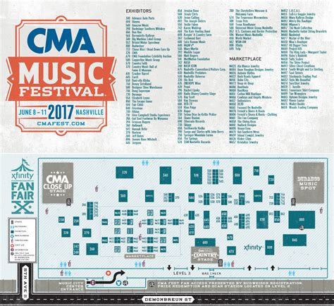fan fair nashville 2017 fan fair x 2017 cma music festival 2017 cma music festival