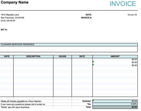 create professional invoices for your business using the invoice