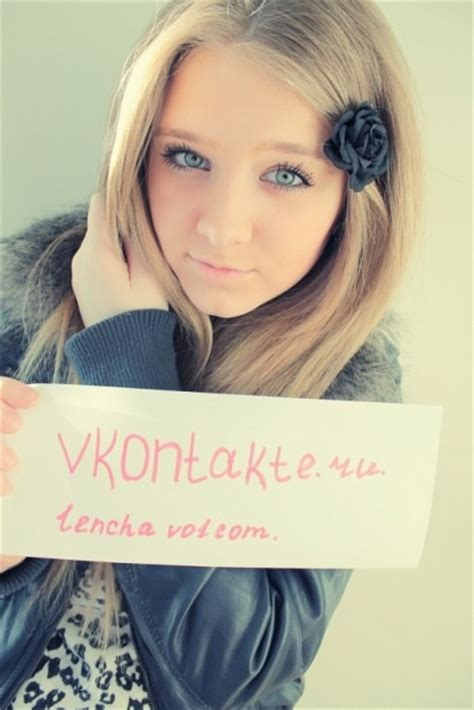 vkontakte young girls 17 best images about social site girls on pinterest