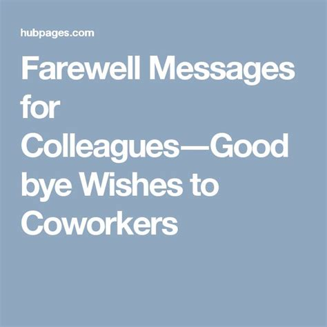 17 best ideas about farewell message on pinterest