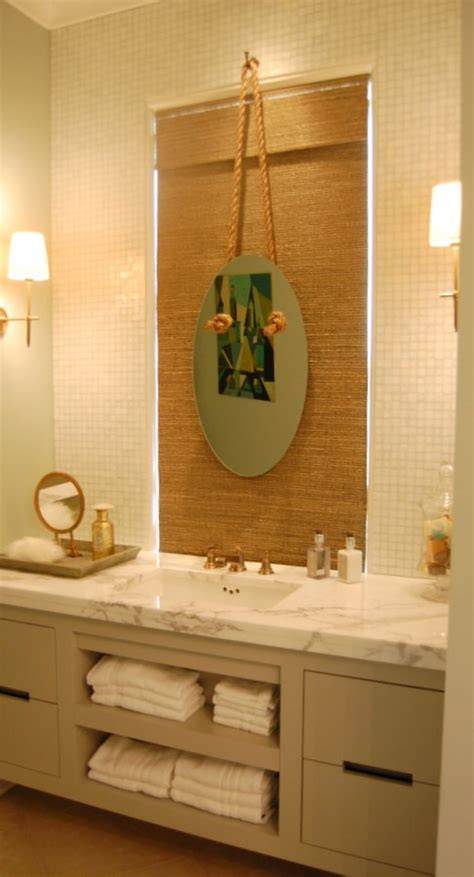 beach house bathroom mirrors coastal living s ultimate beach house 2012 in florida