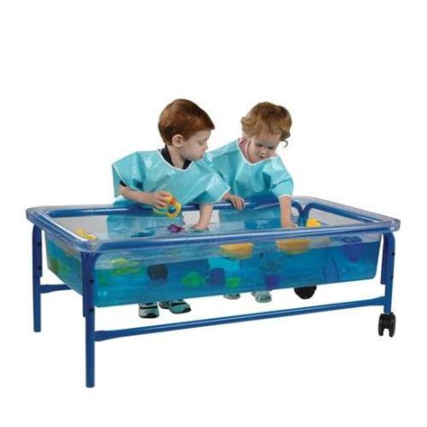 Water Tables by Awardpedia Clear View Sand Water Table Top For Toddlers