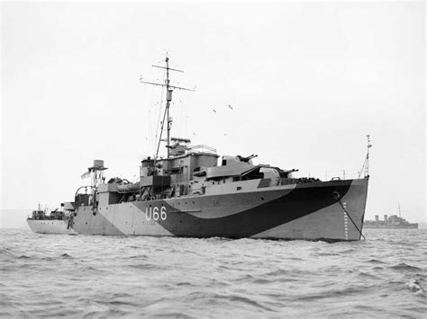 19 February 1944: Walker gets another U-Boat – U-264 and crew U Boat