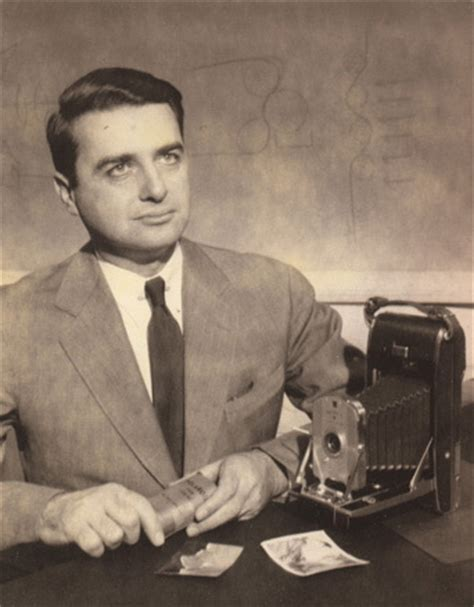 old picz | polaroid photography invented by edwin herbert land
