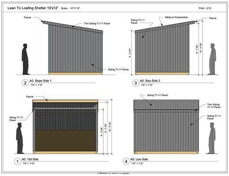 loafing shed redmond animal shelter outbuilders