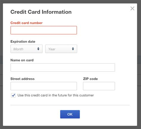 how to make credit card payments how to make payment on credit card in quickbooks infocard co