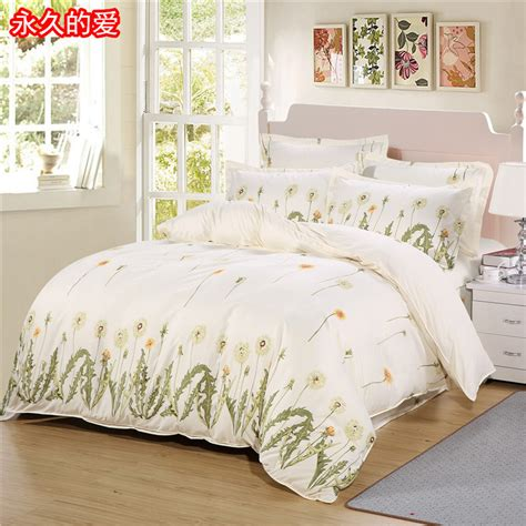 Quilt Comforter Sets King by 4pcs New Bedding Set Bedding Sets King Size Sheets Duvet
