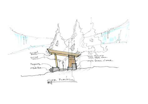 mountain architecture floor plans modern mountain architecture architecture design