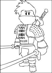 roblox ninja character roblox pinterest beste idee 235 n over minecraft mand en kleurplaten