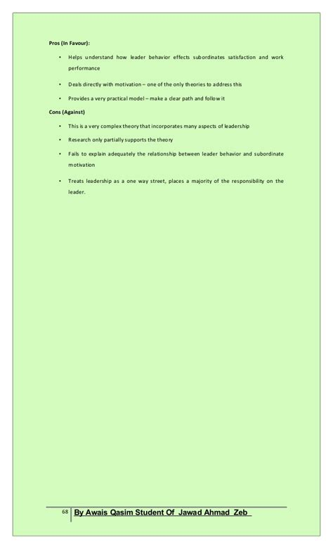 Decision Notes For Mba by 02 Management Notes For Mba