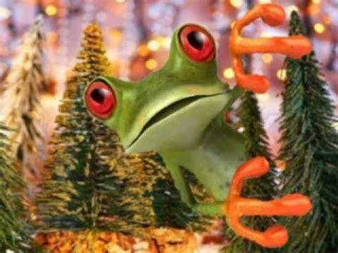 funny christmas songs white christmas tango  tree frog youtube