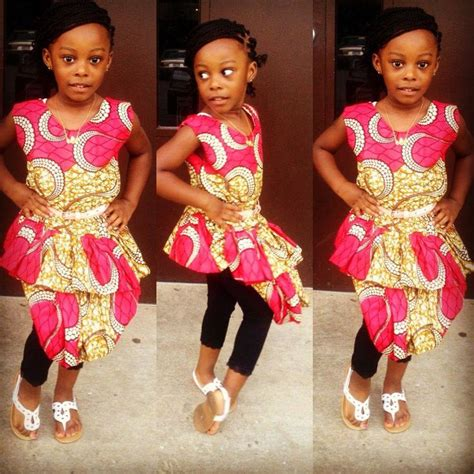 aso ebi and ankara styles for kids and children top ten super stylish aso ebi styles for kids dabonke