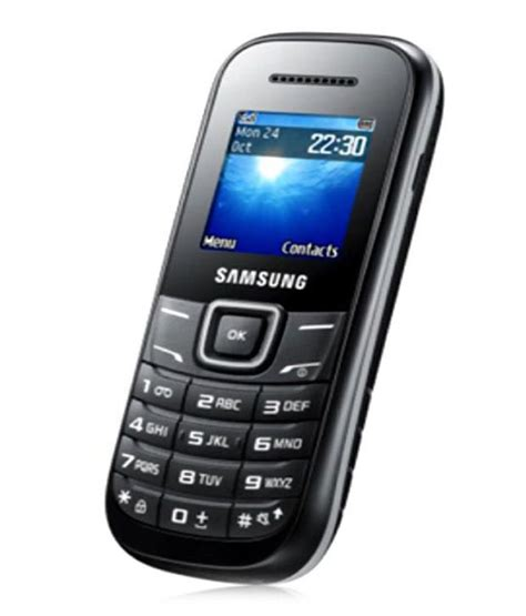 samsung guru e1200 feature phone at low prices snapdeal india