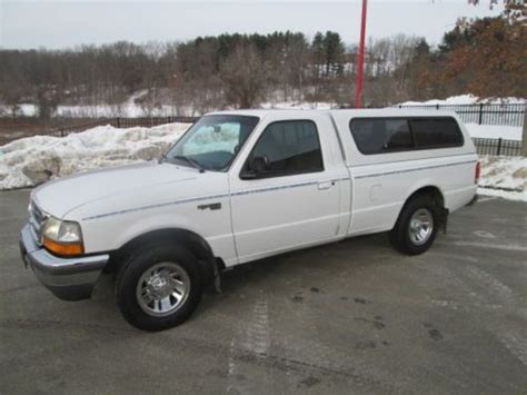 purchase   ford ranger xlt reg cab long bed cyl  spd ac   miles  watertown