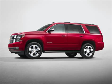 new 2017 chevrolet tahoe price photos reviews safety
